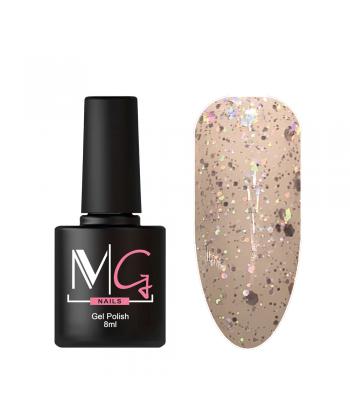Гель-лак MG №012 (Almond Frost), 8 мл