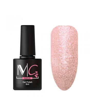 Гель-лак MG №017 (Flickering Pink), 8 мл