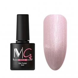 Гель-лак MG №008 (Pearl Pink), 8 мл