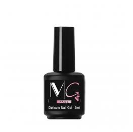 Деликатное базовое покрытие MG Delicate Nail Gel, 15 мл