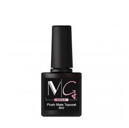 Матовое финишное покрытие без липкого слоя MG Plush Matte, 8 мл