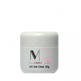 Гель для наращивания MG UV Gel Clear, 30 мл